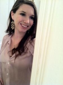 Victoria's a Shoe a Day: Chandelier Earrings