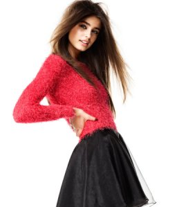 Victoria's a Shoe a Day: Gifting Guide - Knit Glittery Sweater