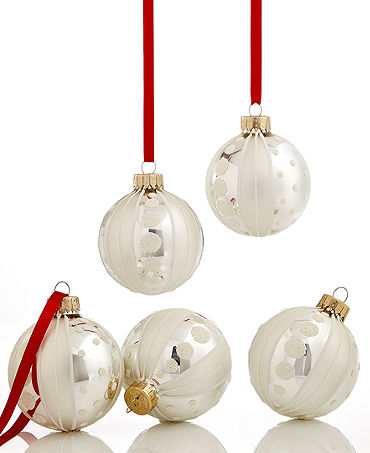 Martha Stewart Collection Ornaments