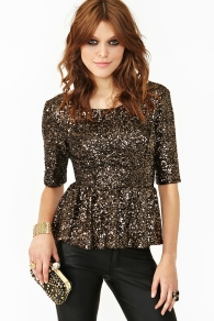 Victoria's a Shoe a Day: Gifting Guide - Sequin Top