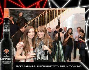 86. Beck's SapphireEvent