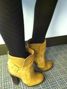 Victoria's a Shoe a Day: Jessica Simpson Booties