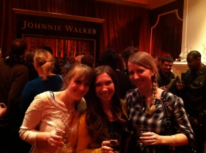 Victoria's a Shoe a Day: Johnnie Walker w the Girls