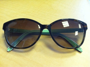 Victoria's a Shoe a Day: Ralph Lauren sunnies