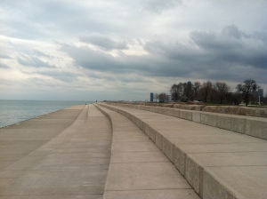 Victoria's a Shoe a Day: lakefront run