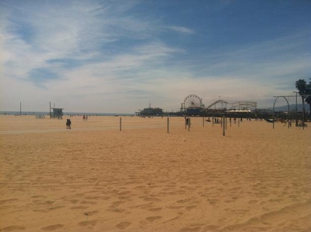 Victoria's a Shoe a Day: Santa Monica Pier