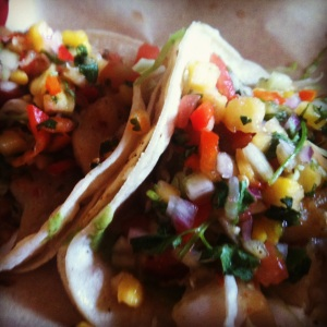 Victoria's a Shoe a Day: Fish Tacos